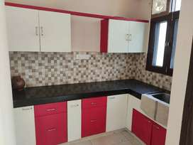 Urgent for rent 2 BHK society apartment with amenities for family