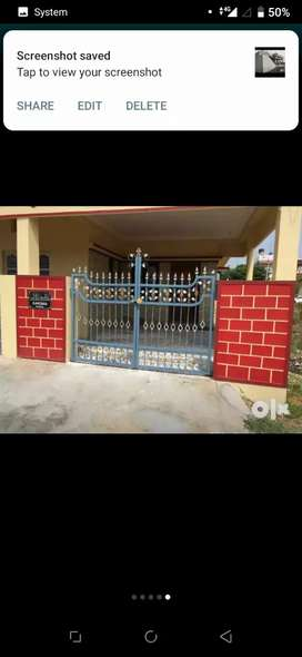 House for rent in heggere near Siddharth medical college
