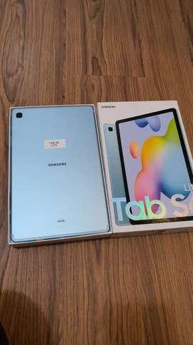 Samsung galaxy tab s6 lite fullset mulus bisa kredit