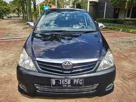 [Dp28jt] Kijang Innova 2.0 G Bensin AT 2009 Low KM Bisa Kredit