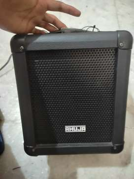 Guitar Amplifier Ahuja