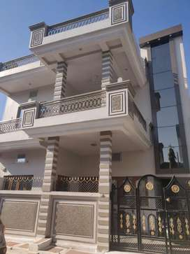 1st floor, newly constructed semi furnished 2 BHK for rent