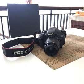 Jual Cepat Canon DSLR 600d