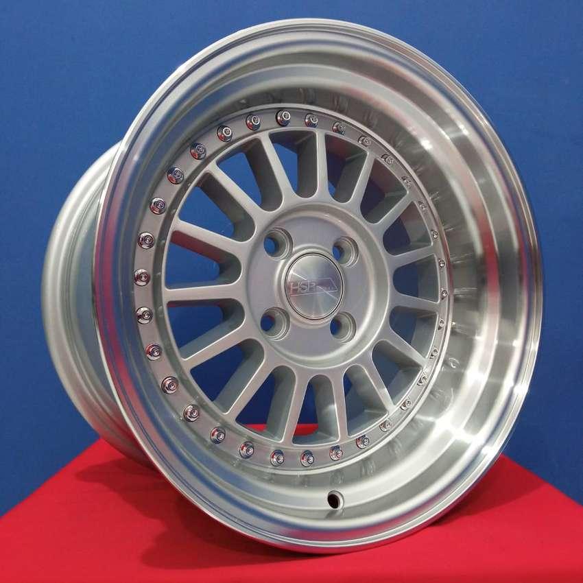 velg mobil jazz hsr namlea ring15 inch / wheelskingdom