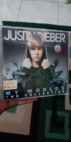 Only one disc Justin Bieber collection