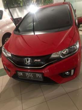 HONDA JAZZ RS MT 2016