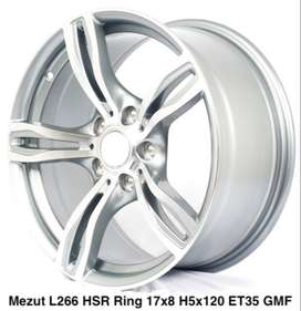HSR Mezut Ring 16x7 hole 4x100 et 35