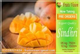 Export Quality Sindhri Mangoes