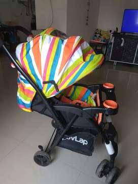 Almost like new LuvLap Stroller / Pram on sale