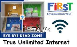 INTERNET FIRST MEDIA WIFI UNLIMITED
