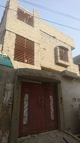Ground + 1 + Roof Top House for Sale (Corner & West Open)