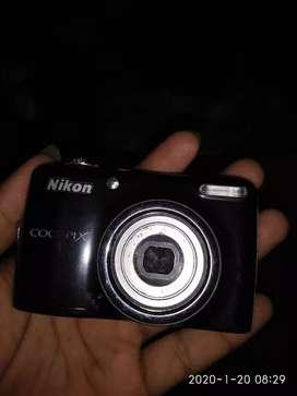 Dijual kamera Nikon Coolpix L23