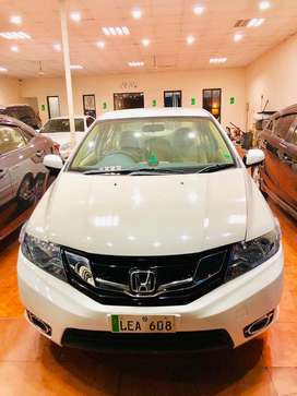 Honda City 2018 Aspire 1.5 Automatic