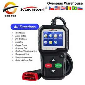 KONNWEI KW680 OBD2 Scan Tool Auto Diagnostic Scanner Reading Clearing