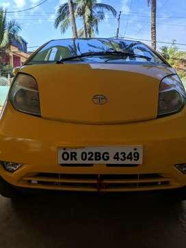 Tata Nano LX, sunshine yellow