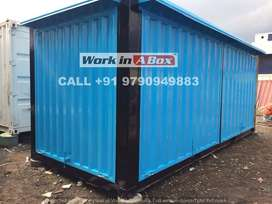 20FT NEW RESTAURANT CONTAINER