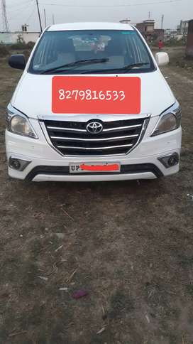 Toyota innova 2.5G 8 seater driven 205000