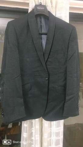 Orginal Van Husen Tuxedo Black