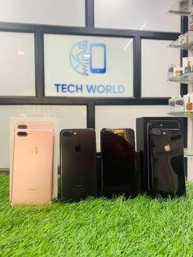 Iphone 7 Plus 128 GB   With exclusive price Range