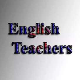 Experienced Highschool English Teachers