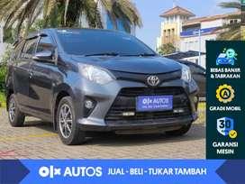 [OLX Autos] Toyota Calya 1.2 G A/T 2016 Abu-abu