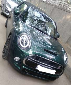 Mini Cooper S 3-Door, 2018, Petrol