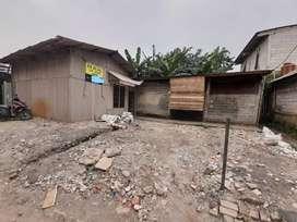 Rumah Hitung Tanah Cocok Utk Bikin Kos2an/Kontrakan Turun Harga
