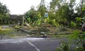 Tanah Hoek SHM IMB  256 M2 Jl.Wates Km 12 Yogyakarta