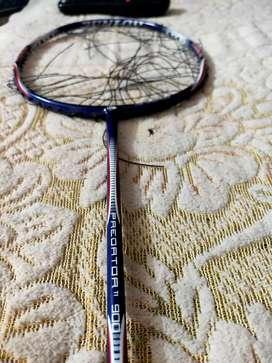 Dunlop predator ti 900 badminton racket