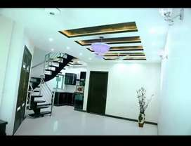 5Marla brand new house for sale on 1year instalment plan