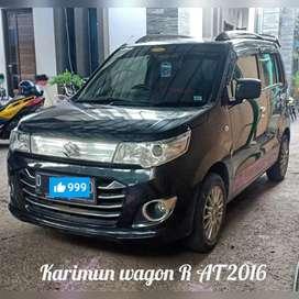 Suzuki Karimun wagon R AT 2016