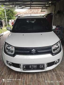 Suzuki ignis GX Manual Low KM
