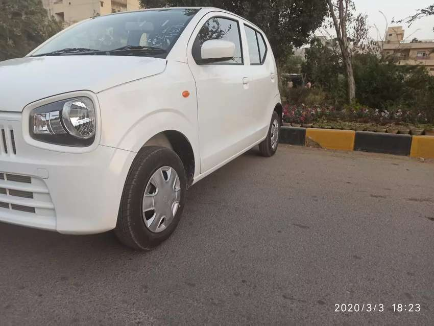 Alto Automatic Available For Rent 0