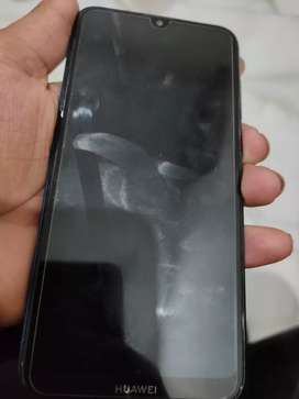 Huwaie y7 prime New condition