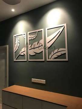3d wall senray design