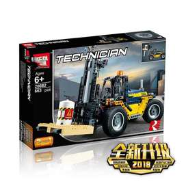 20082 Forklift Truck 2 in 1 100% Lego quality and compatible