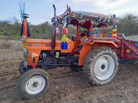 Tractor FIAT excellent condition