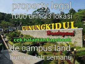 Tanah Murah Di Yogyakarta Barat