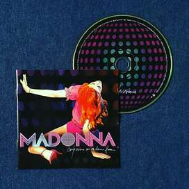 CD Madonna - Convessions on a Dance Floor