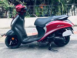 Yamaha Fascino excellent condition