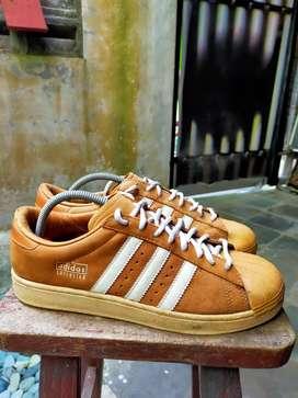 Adidas Originals Superstar Genuine Leather size 43