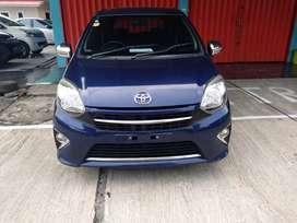 Toyota Agya G Metic