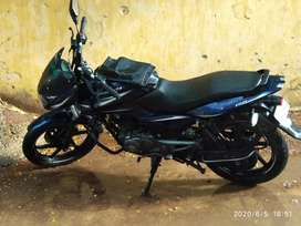Pulsar 150 well maintained