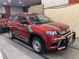 Maruti Suzuki Vitara Brezza LDi Option, 2018, Diesel