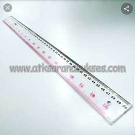 Grosir Penggaris star 50 cm