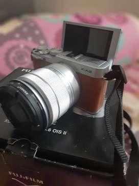 Fujifilm X-A2 XC16-50mm F3-5-5.6 OIS II