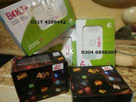 Jazz 4g Mbb Cloud Big Discont Offer & Zong 4g Also avail Free Delivery