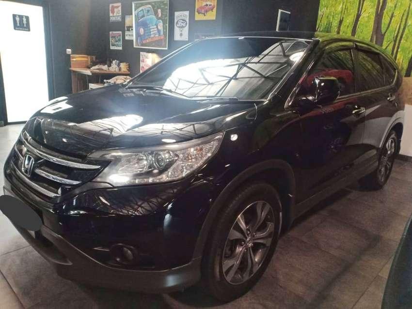 Honda CRV 2.4 AT 2013 Hitam - Istimewa Sekali 0