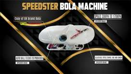 Speedster bowlling machine