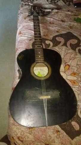 Guitar ha bina tarka hai
